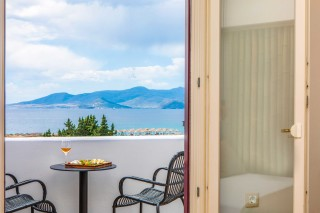 Panoramic Sea View Suite Ariadne view