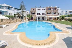 stay in ariadne hotel in naxos