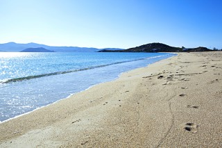location ariadne hotel agios prokopios beach in naxos